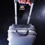 Segure sua mala