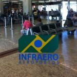Saguão Aeroporto Infraero