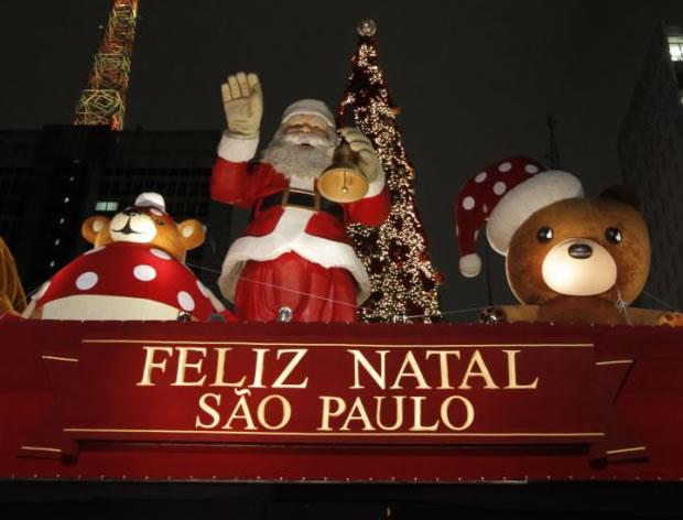 Natal São Paulo