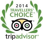 TripAdvisor Travellers Choice 2014