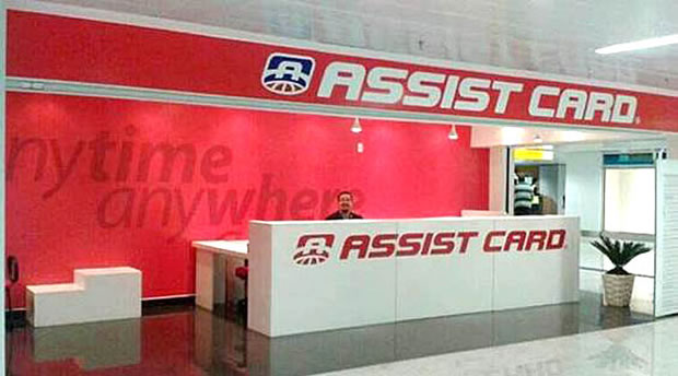 Assist Card Terminal 3
