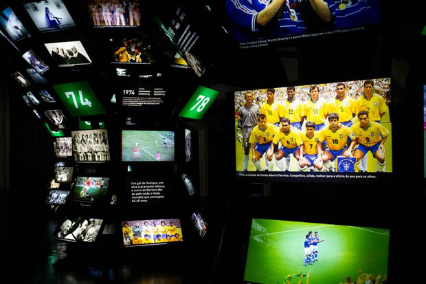 Museu do Futebol (Fot: Divulgação)