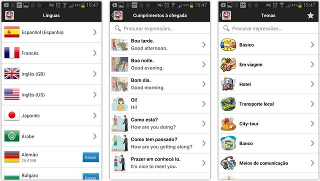 5 Aplicativos Que Te Ajudarão A Se Comunicar Em Outras Línguas