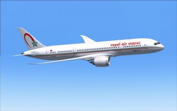 RIOgaleão e GRUAirport devem passar a receber o B787-8 da Royal Air Maroc a partir de novembro / Divulgação