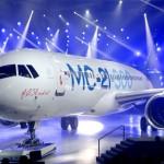 Será que o MC-21 vai conseguir concorrer com A320neo e B737? / Irkut Corp./Divulgação