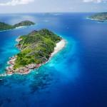 Felicite and Sister Islands, Seychelles / Divulgação