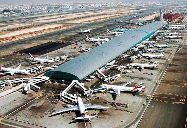 Aeroporto-Internacional-de-Dubai