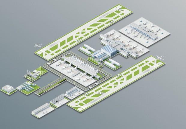 Terminal é o primeiro do mundo a oferecer realidade virtual aos passageiros