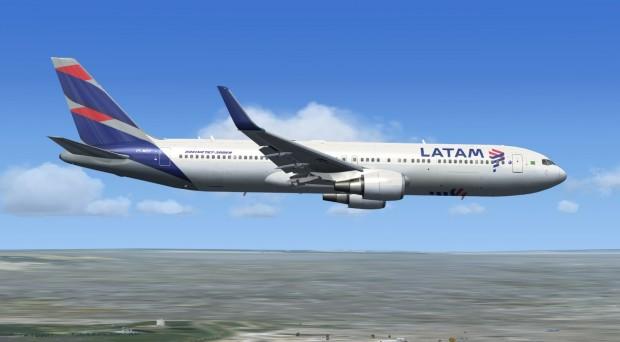 Frequências serão realizadas com o Boeing 767-300, com capacidade para 191 passageiros