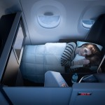 A Delta One suíte será lançada em 2017 na frota de Airbus A350 da Delta