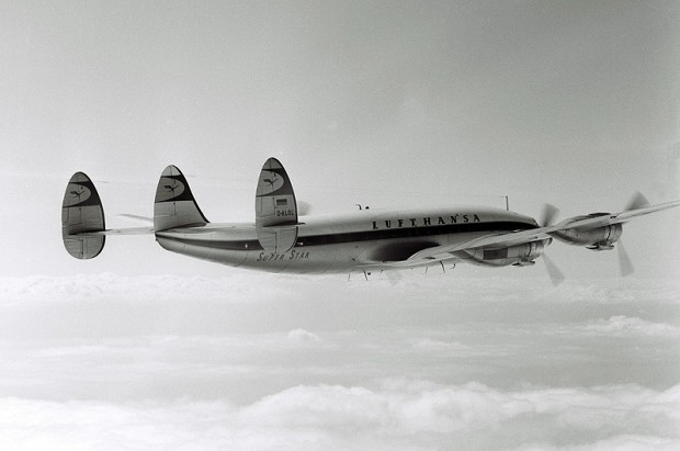 Lockheed L1649 Super Star