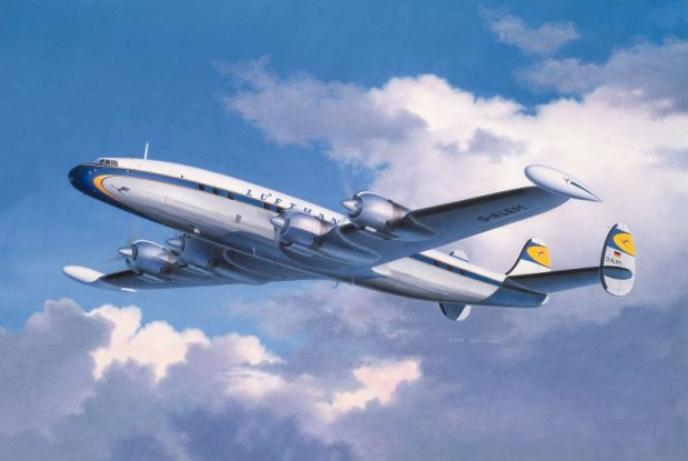 Lockheed L1049 Super Constellation
