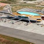 Aeroporto Internacional de Maceió, que recebe muitos turistas, é um dos futuros privatizados