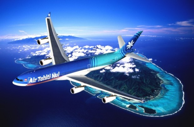Viajantes farão a frequência com American até Los Angeles, depois seguirão com a Air Tahiti Nui / Divulgação