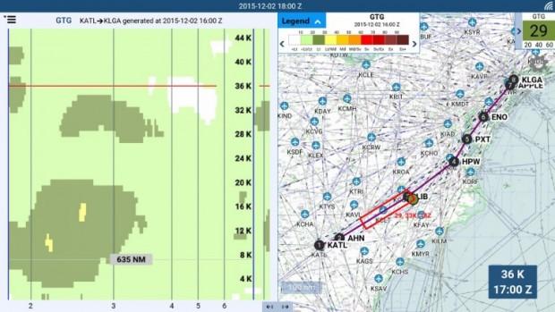 Ferramenta auxilia pilotos a visualizarem e evitarem turbulências