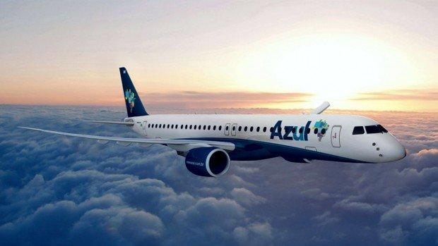Tanto as novas quanto as já existentes operações serão realizadas com o Embraer 195