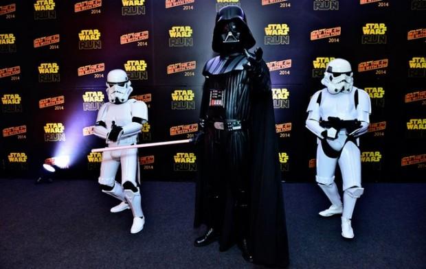 Corrida Star Wars 2016 será em São Paulo dia 29 de outubro