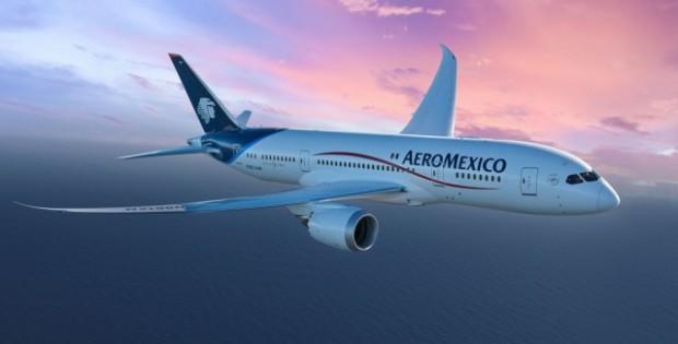 Grande parte de voos domésticos da Gol serão vendidos pela aérea mexicana