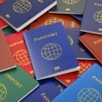 Passaporte preto e rosa são os mais raros
