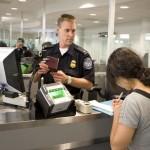 Turistas chegarão aos EUA como passageiros de operações domésticas