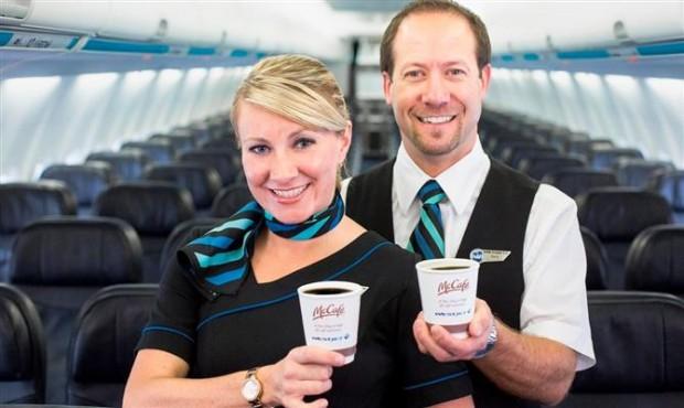Transportadora servirá mais de 30 mil copos de café por dia até 1º de dezembro