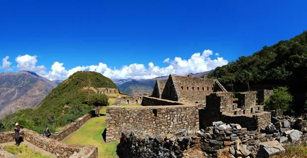 Região de Choquequirao, no Peru, foi considerada a mais acessível para viajantes em 2017