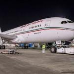 B787-8 Dreamliner tem 34 assentos a mais do que seu antecessor, o 767-300ER