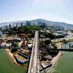 Florianópolis foi considerada a região brasileira mais cara para férias