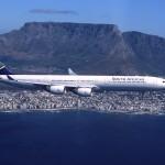 Avião tem capacidade para 249 passageiros, sendo 46 em classe executiva premium e 203 em classe econômica