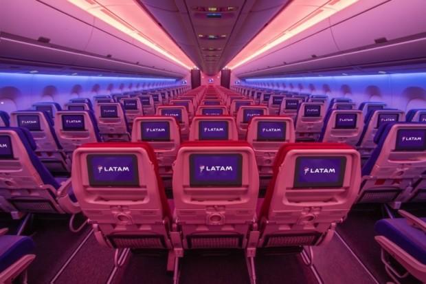 Grupo Latam Airlines Divulga Voo Mais Longo De Sua Hist 243 Ria