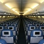 Assentos de avião