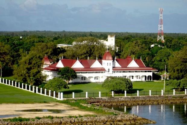 Palácio real do Reino de Tonga
